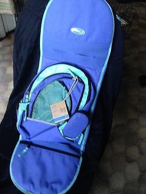 Gap Skate board pack carrier - Back Pack - Long Board - Brand new with tags