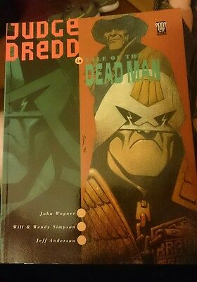 Judge Dredd: Tale of the Dead Man