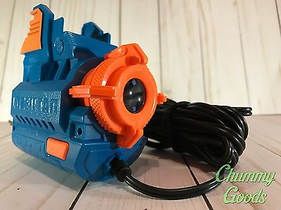 Nerf Tiger Electronics Phoenix Ltx Lazer Tag Tv Game Connector !