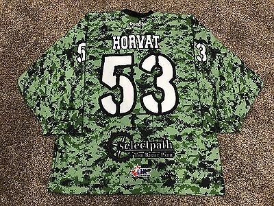Bo Horvat Worn LONDON KNIGHTS OHL Jersey CHL Memorial Cup Host