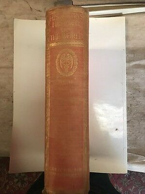 Antique Historians history of the world vol 4 - Henry smith williams ( 1908 )