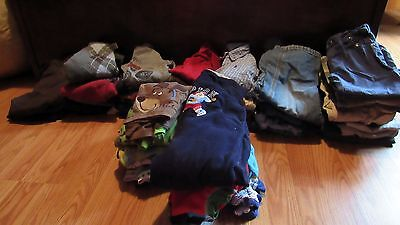 boys 41 pieces 3T Lot and a few 4T