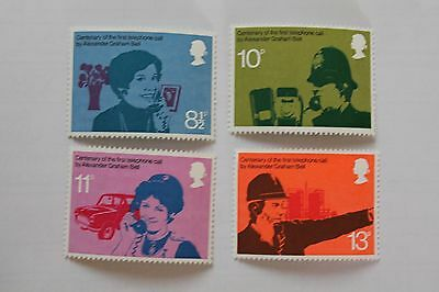 Great Britain, 1976 100Th Anniversary Of The First Phone Call