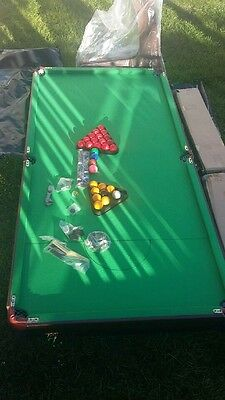 6ft X 3ft Snooker/ Pool Table