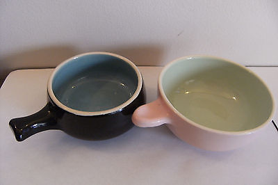 Vintage Guy Boyd signed ramekins - two different types