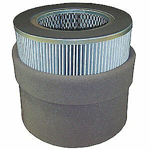 SOLBERG Filter Element,Polyester,5 Microns, 385P