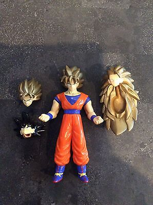 Bandai Dragon ball Z Action Figure & Figure Heads Goku Son