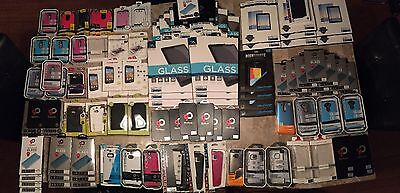 HUGE Wholesale LOT of Brand NEW Phone protection (Otterbox, Incipio, Nimbus 9+