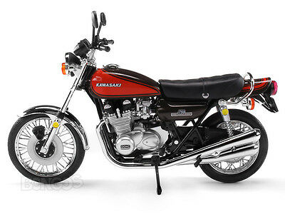 Kawasaki 750 RS (750RS) Z2 1:12 Scale Diecast Model