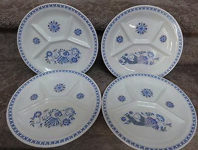 FIGGJO FIGGIO LOTTE turi 4 GRILL/DIVIDED PLATES Made in Norway