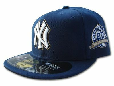 New York Yankees Era 27 Championships Edition Hat Cap Adult size 7  NWT