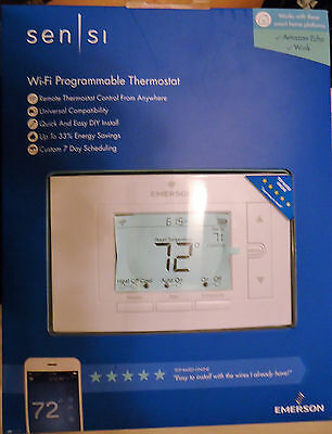 Sensi Wi-Fi Programmable Thermostat by Emerson UP500W
