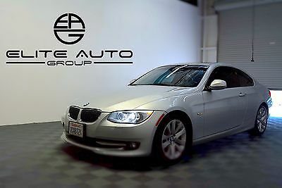 2011 BMW 3-Series 328i 2dr Coupe SULEV 2011 BMW 3 Series 328i 2dr Coupe  Automatic 6-Speed RWD I6 3.0L