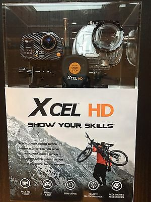 Spypoint HD Action Camera 1080p 5MP Sport Edition XCEL-HD-SPORT NEW