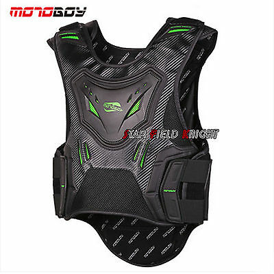 Motorcycle Motorbike Enduro Body Armour Protection Cycling Spine Chest Protector