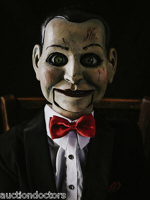 *ANIMATRONIC* DEAD SILENCE BILLY MOVIE PROP James Wan PUPPET DUMMY Ventriloquist
