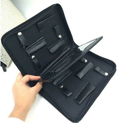 Barber Salon Hairdressing Tool Storage Bag Scissors Combs Holster Carry Case