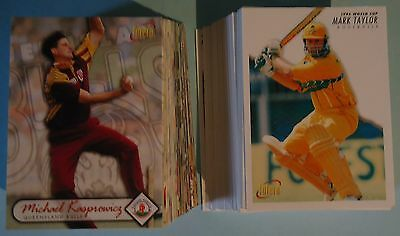1996 Futera World Cup Series Cricket Part Set - 76 of 100