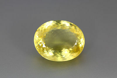 66.90 Cts Unique Ultra Rare Honey Yellow Natural Calcite Oval Loose Gemstones!!!