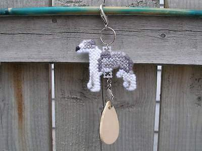 Italian Greyhound dog crate tag or hang anywhere pet theme art everyday ornament
