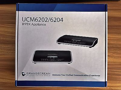 New Grandstream-UCM6204-IP-PBX-2x-FXS-4x - in Melbourne Australia