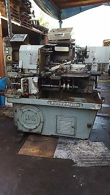 "Brown And Sharpe #2 Screw Machine 3/4"" Capacity"