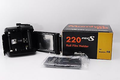 Mamiya RB67 Pro S 220 Film Back Holder Excellent from Japan #139