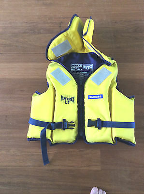 PFD Type 1 Child Lifejacket Burke XS