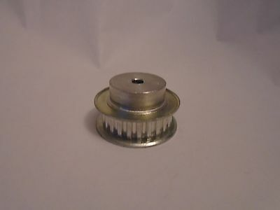 "New Type 24 Teeth 1/4"" Bore Diameter Stepper Motor Belt Pulley"