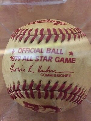 1979 All Star Game Ball
