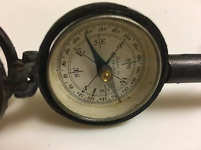 A Rare French Military Combination Compass / Binocular / Signal Instrument