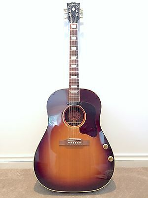 1996 Gibson J-160E Acoustic Electric guitar in great condition