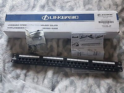 Linkbasic 24 Port Patch Panel