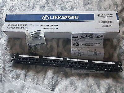 Linkbasic 24 Port Patch Panel #2
