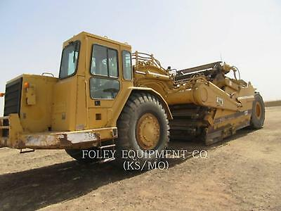1997 CATERPILLAR 633E Scrapers
