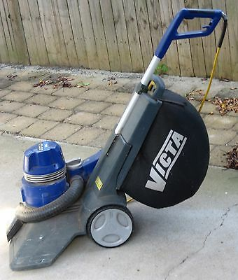 Victa Vac and Blow VBE 1500A Electric