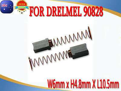 Carbon Brushes For DREMEL 90828 232 Rotary Cut Grinder Multi tool AU