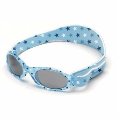 Baby Banz Adventurer sunglasses Stellar Blue