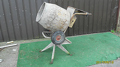 Cement mixer Mini Mix 240V Electric .Plus Stand