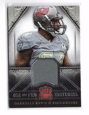 Darrelle Revis 2014 Panini Crown Royale, All Pro Material, 354/499 !!