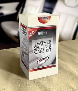 Vehicle/car  Leather upholstery seat cleaner and protector with scotch guard