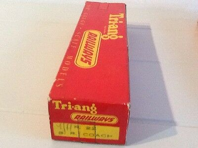 Triang Railways R22 BR  Coach  Empty Box