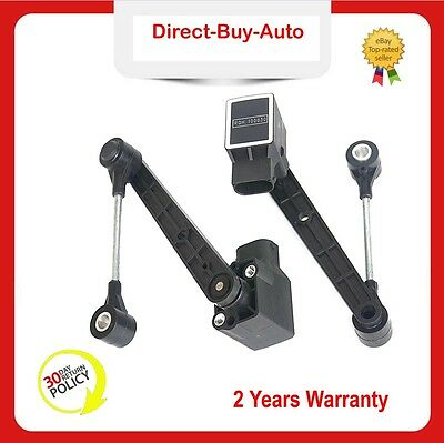 2 PCS For Land Rover Discovery2 V8 TD5 Rear Suspension Height Ride Level Sensor