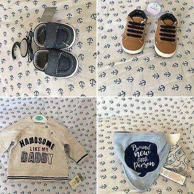 Baby boy bundle 0-3 months new with tags