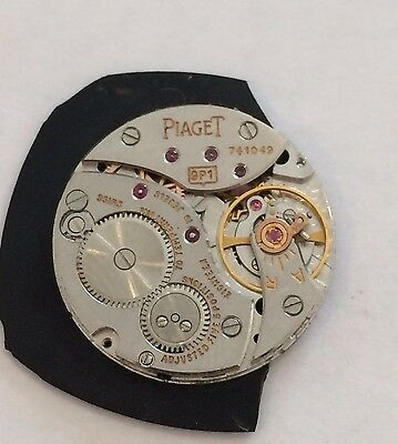 Piaget 9P movement - very difficult to find