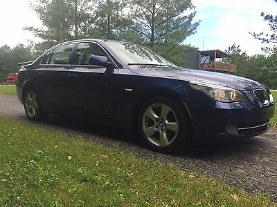 2008 BMW 5-Series  Like new BMW 535Xi