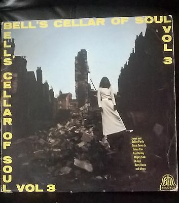 Bell's Cellar Of Soul - Bell Records - Northern Soul Various Artists