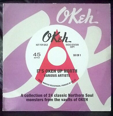 It's Okeh Up North - Xclusive Records - Northern Soul Various Artists