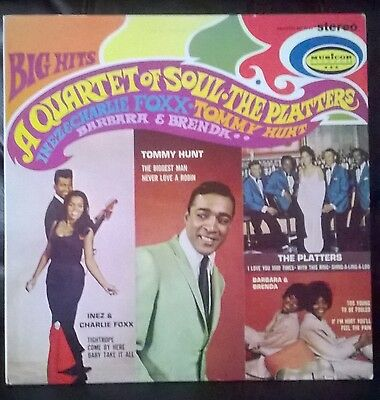 A Quartet Of Soul - Musicor Records - Northern Soul Various Artists