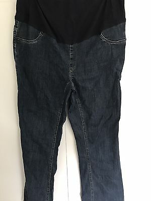 Mamas And Papas Maternity Jeans Size 16